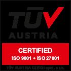 ISO 9001 + ISO 27001